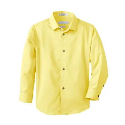 Yellow Lemon Shirt