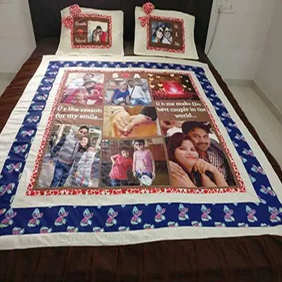 Personalized Bed Sheet E2017