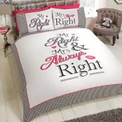 Personalized Bed Sheet E2023