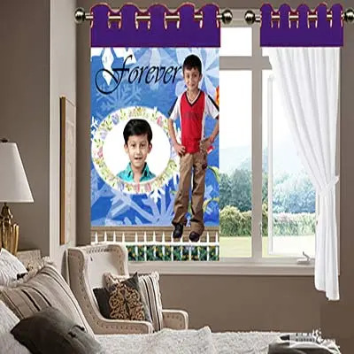 Personalized Curtain EK2008