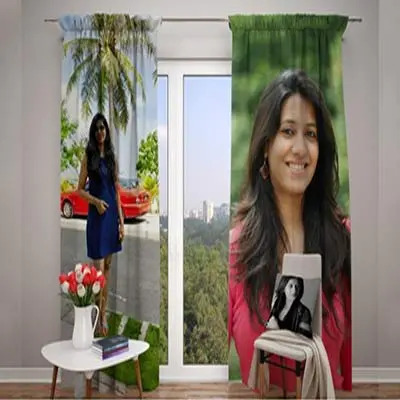 Personalized Curtain EK2009