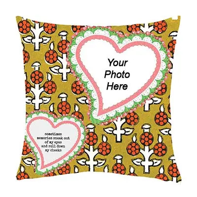 Personalized Cushion RMK006