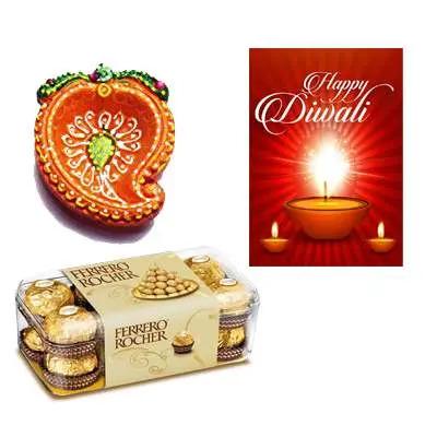 Diwali Ferrero Rocher Hamper