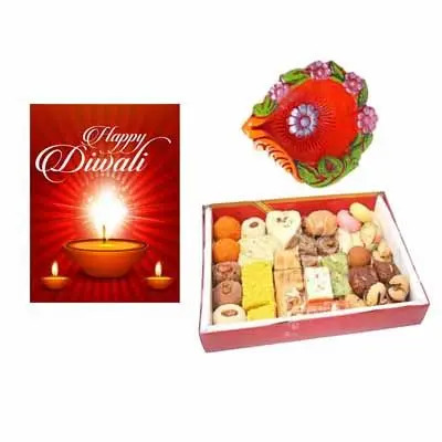 Happy Diwali Sweet Hamper