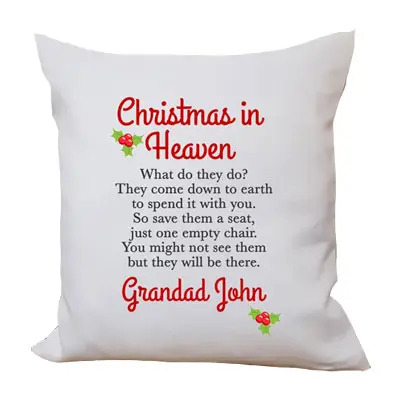 Merry X-Mas Cushion