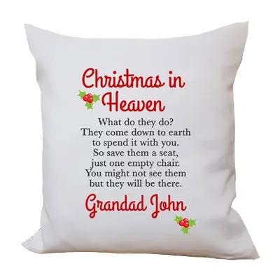 Merry X-Mas Cushion