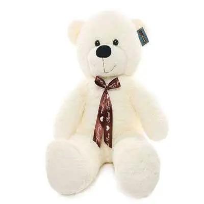 Creamy Big Teddy Bear