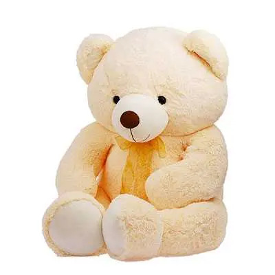 Creamy Cute Teddy Bear