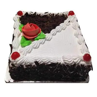 Black Forest Cake Square