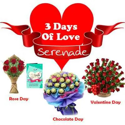 3 Day Love Serenade
