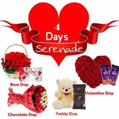 4 Days Serenade
