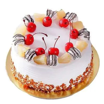 Pineapple Cherry Cake