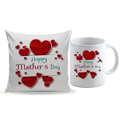 Happy Mothers Day Mug & Cushion