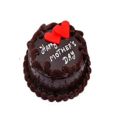 Mother Day Chocolate Cake