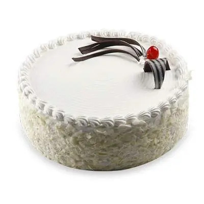 White Forest Supreme Cake