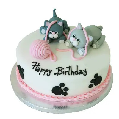 Cats Cake