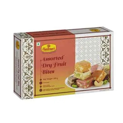 Haldiram Assorted Dry Fruit Bites