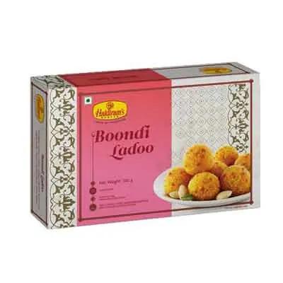 Haldiram Boondi Ladoo