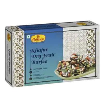 Haldiram Khajur Dry Fruit Burfi