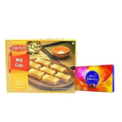 Bikaner Milk Cake with Celebration