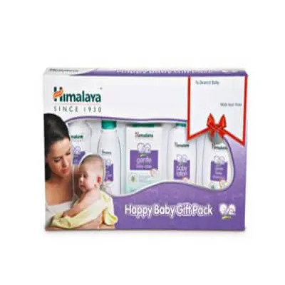 Himalayan Happy Baby Gift Care Set of Five