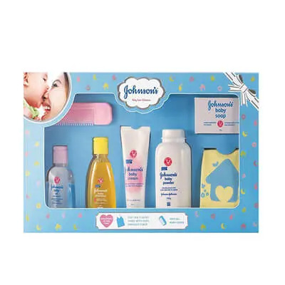Johnson Baby Care Gift Pack