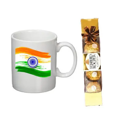 Happy Independence Day Gift Set