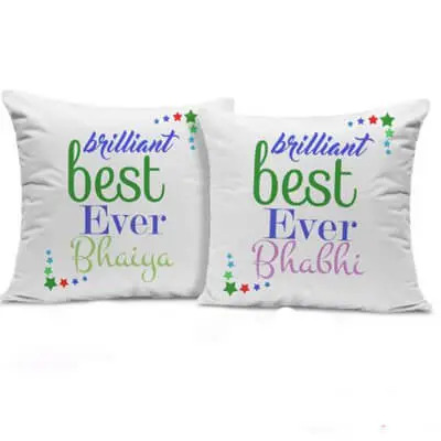 Cushion for Bhaiya Bhabhi