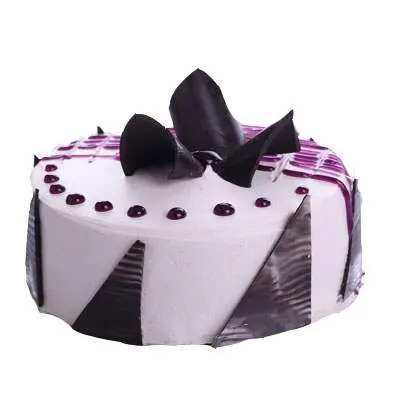 Delicious Blueberry Cake