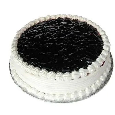 Blueberry Glaze Cake