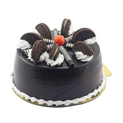 Oreo Truffle Cake