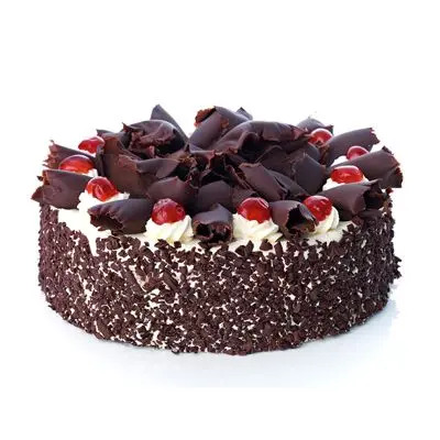 Celebration Black Forest Cake