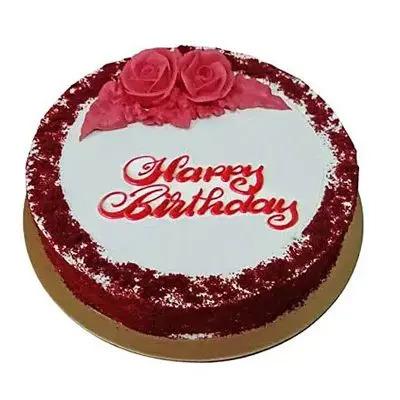 Pleasurable Red Velvet Cake