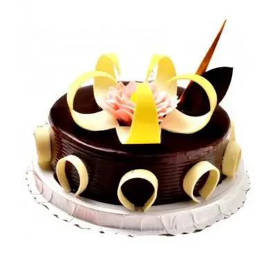 German Truffle Cake