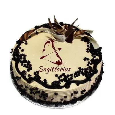 Sagittarius Choco Chip Cake