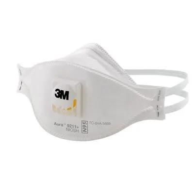 3M 9211 N95 Aura Particulate Respirator