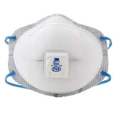 3M 8577 P95 Particulate Respirator Mask