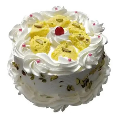 Divine Rasmalai Cake