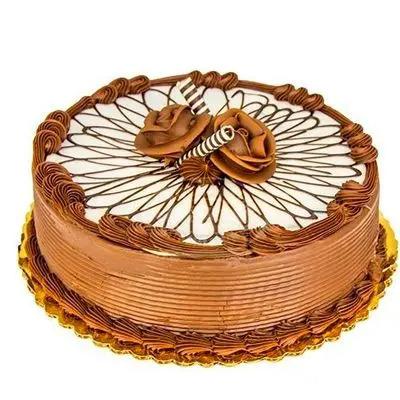 Fancy Butterscotch Cake