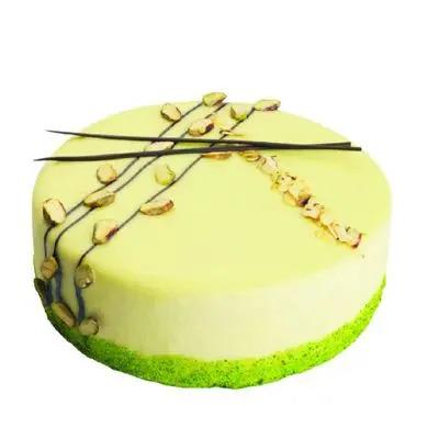 Pista Truffle Cake