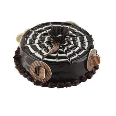 Regular Dark Chocolate Cake