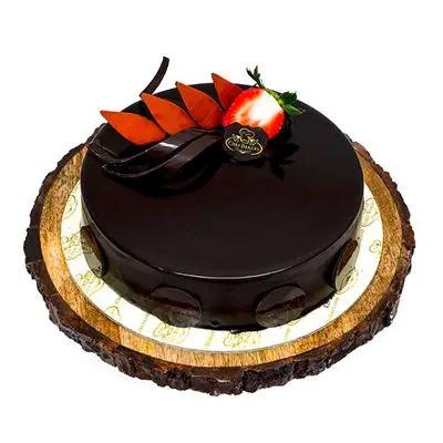 Dark Royale Chocolate Cake