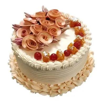 Santra Barfi Cake