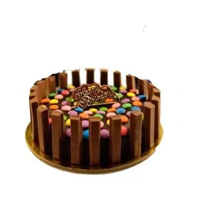 Birthday Kit Kat Cake