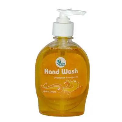 Apollo Pharmacy Hand Wash Lemon Grass