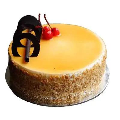 Heavenly Butterscotch Cake