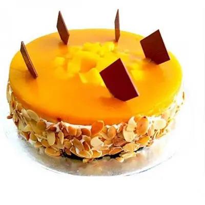 Order Mango Cake Online Same Day Mango Cake Dleivery