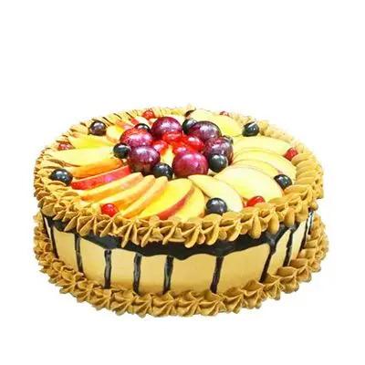 Choco Mix Fruit Cake