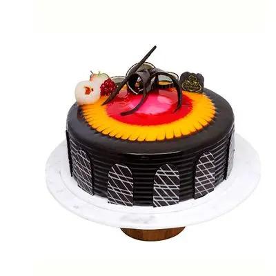 Duet Swirls Cake