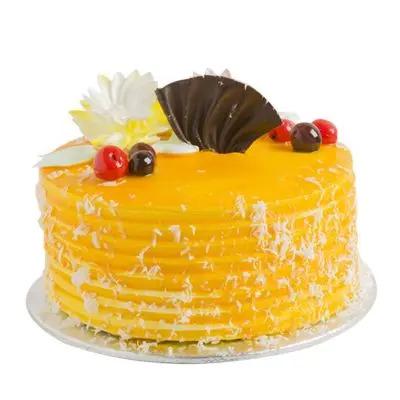 Marvelous Mango Cake
